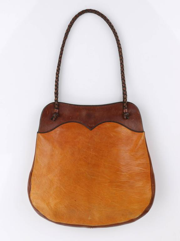 Wyly S C 1970 S Leather And Ostrich Handcrafted
