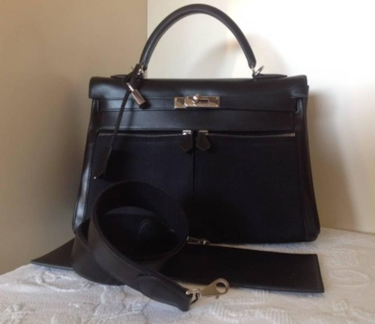 hermes kelly 32 black. hermes kelly lakis 32 3 black l