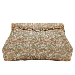 1950s Josef Lame Clutch Bag