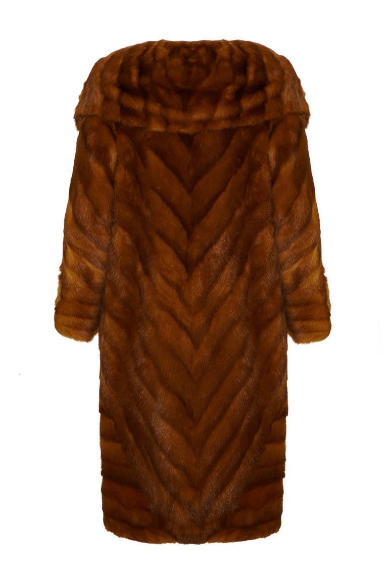 1920s Rare Ermine Flapper Coat 2