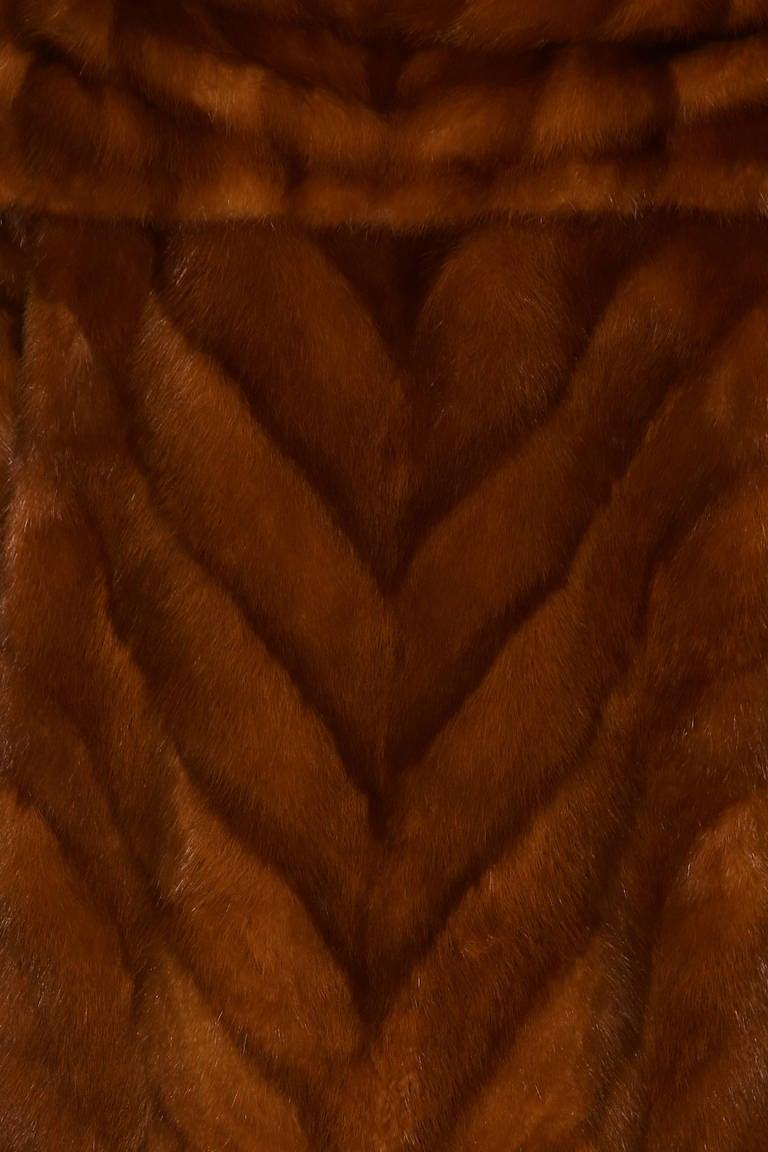 1920s Rare Ermine Flapper Coat 3
