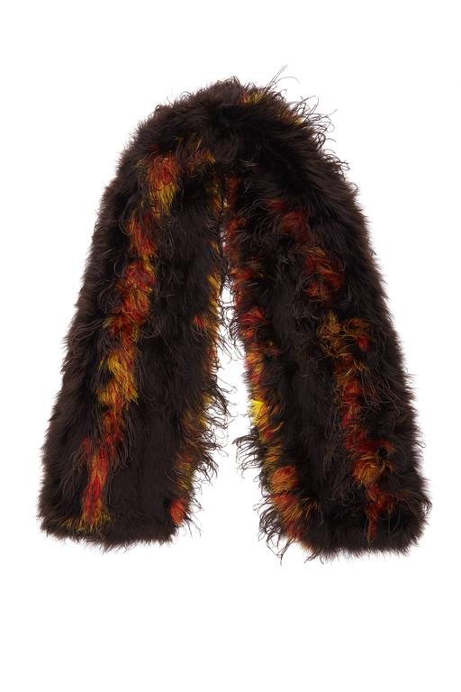 1930s Maribou Feather Stole In Excellent Condition For Sale In London, GB
