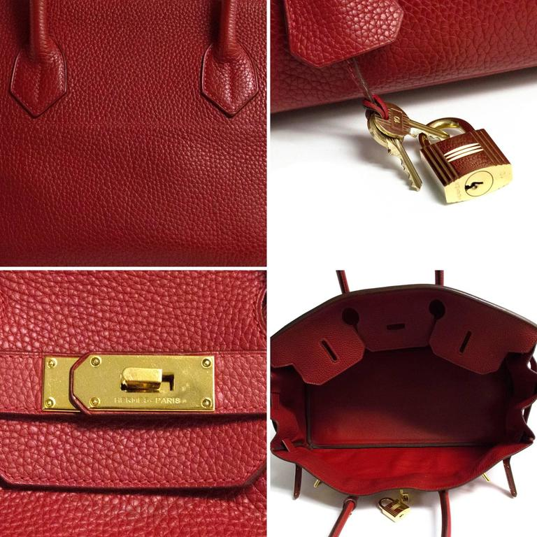 Hermes Shoulder Birkin - Rare In Good Condition For Sale In London, GB