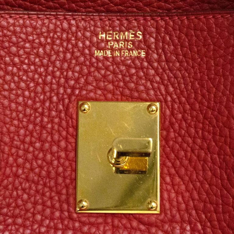 Hermes Shoulder Birkin - Rare For Sale 3
