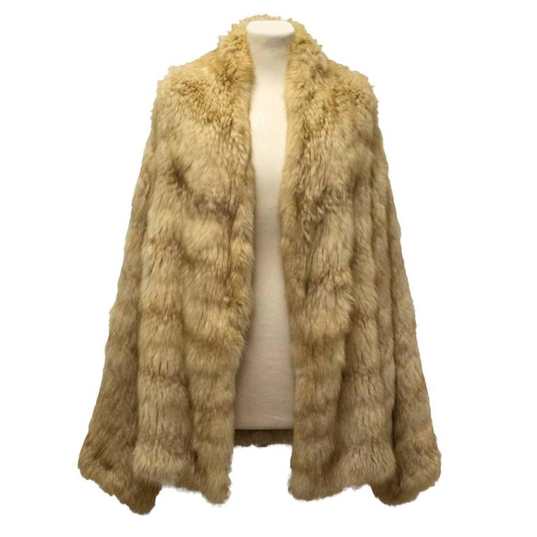 Christian Dior Rare Russian Sable Fur Coat 4