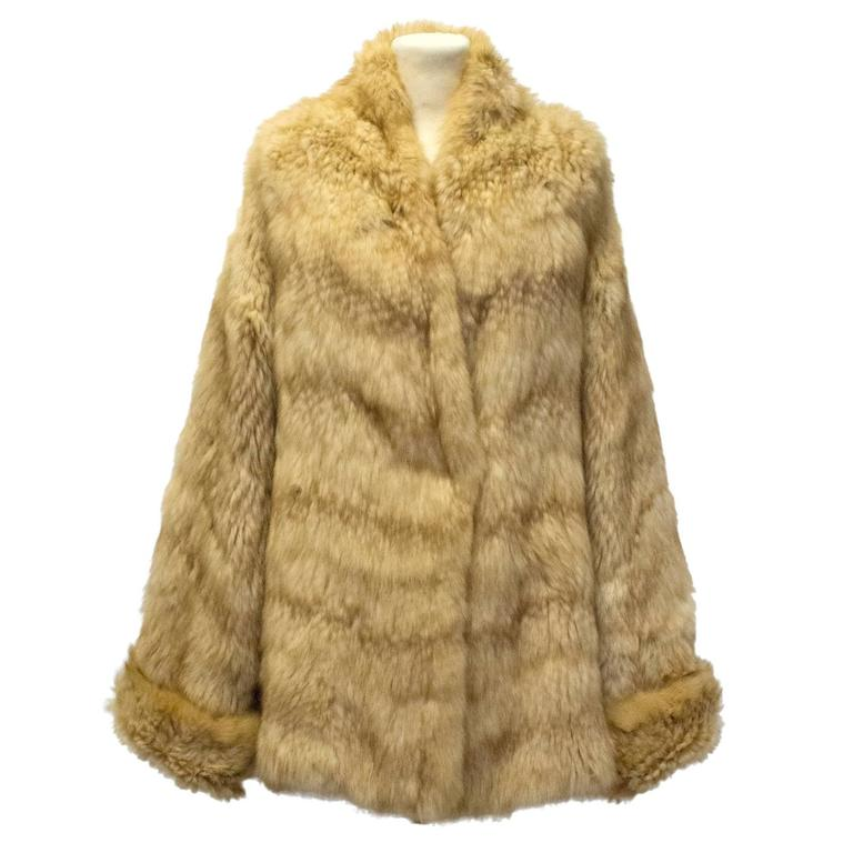 Christian Dior Rare Russian Sable Fur Coat 5
