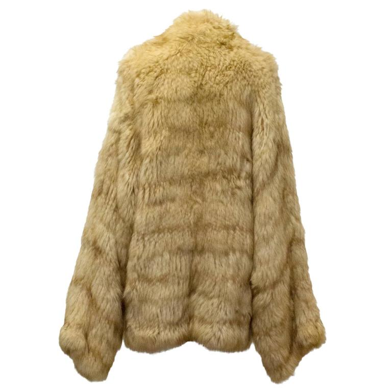 Christian Dior Rare Russian Sable Fur Coat 6