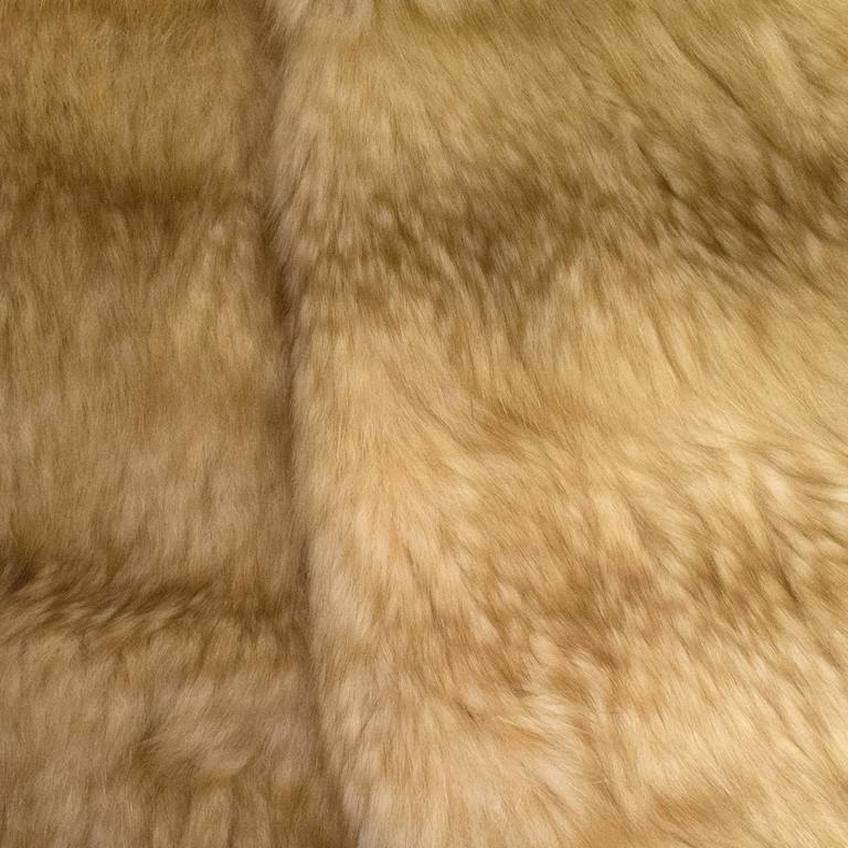Christian Dior Rare Russian Sable Fur Coat 9