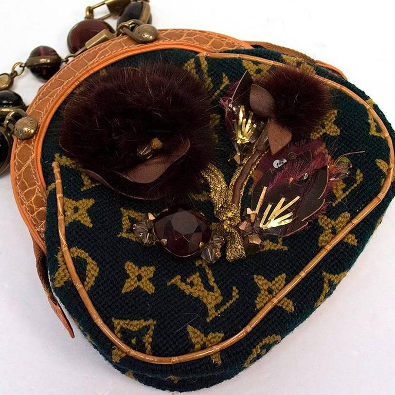 Louis Vuitton Les Extraordinaires A/W 2004 purse 6
