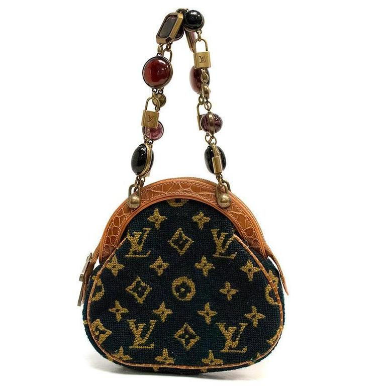Louis Vuitton Les Extraordinaires A/W 2004 purse 8