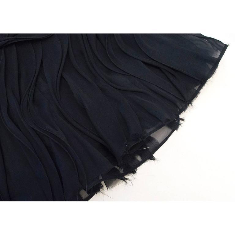 Oscar de la Renta Buttoned Dress with Pockets 9