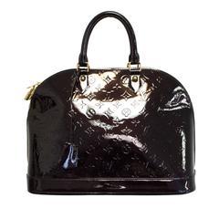 Louis Vuitton Alma GM Amarante bag