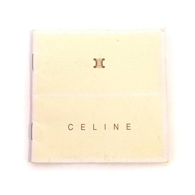 Celine Orange Leather Boogie Bag 5