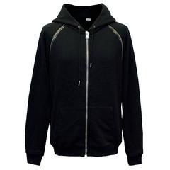 Saint Laurent Black Hoodie