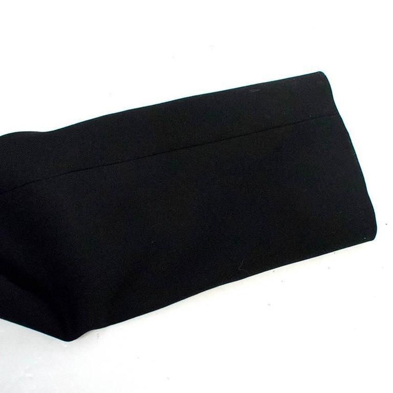 Balenciaga Black Blazer 2