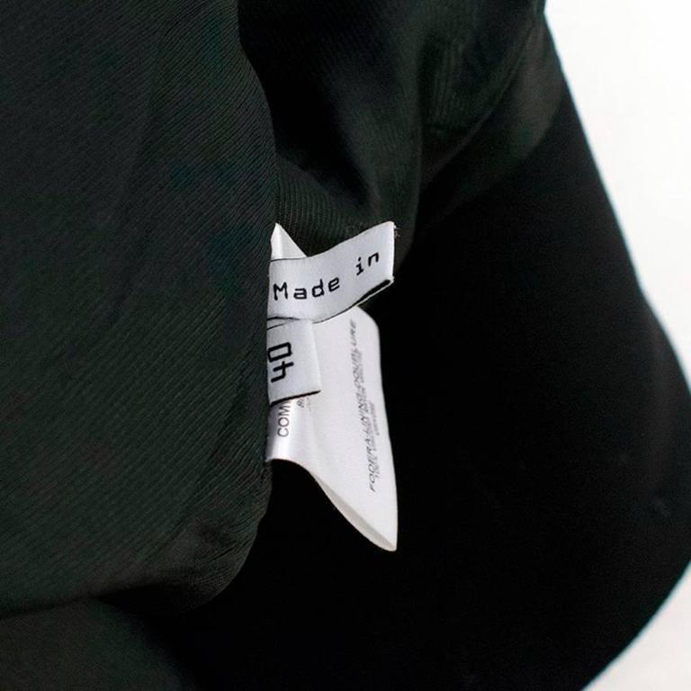 Balenciaga Black Blazer 5