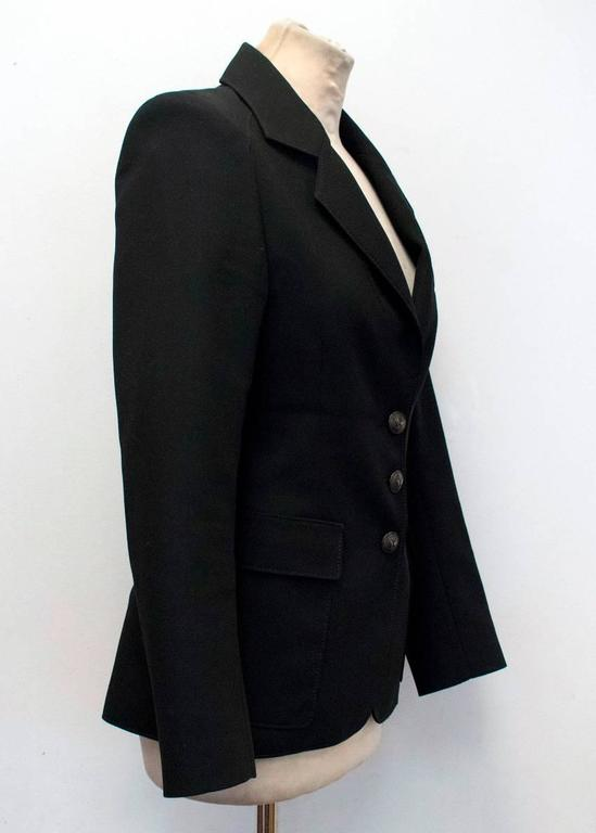 Balenciaga Black Blazer 6