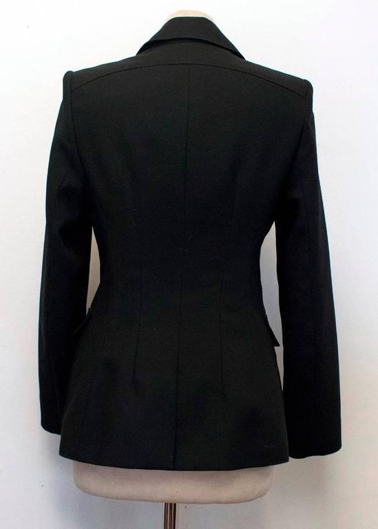Balenciaga Black Blazer 8