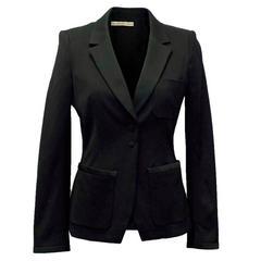 Balenciaga Black Blazer with Pockets