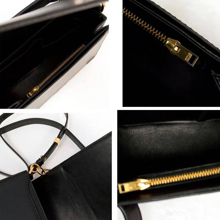 Sophie Hulme 'Finsbury' Classic Leather Cross-body Bag For ...