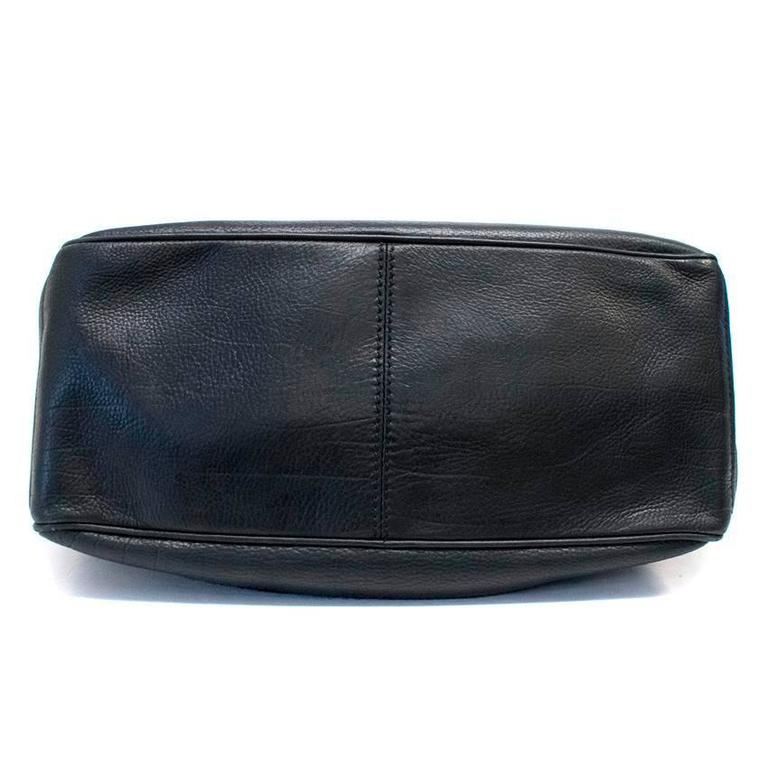 Celine Black Ponyhair Boogie Bag 4