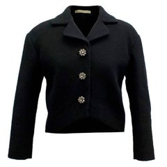 Balenciaga Black Jacket