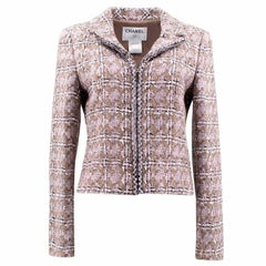 Chanel Tweed Wool Blazer