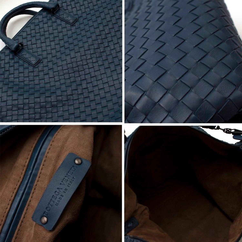 a953e07cf4 Bottega Veneta Light Tourmaline Intrecciato Nappa Leather Bag For Sale at  1stdibs