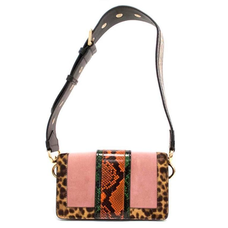 fa15fac8f113 Burberry  The Patchwork  Bag For Sale at 1stdibs