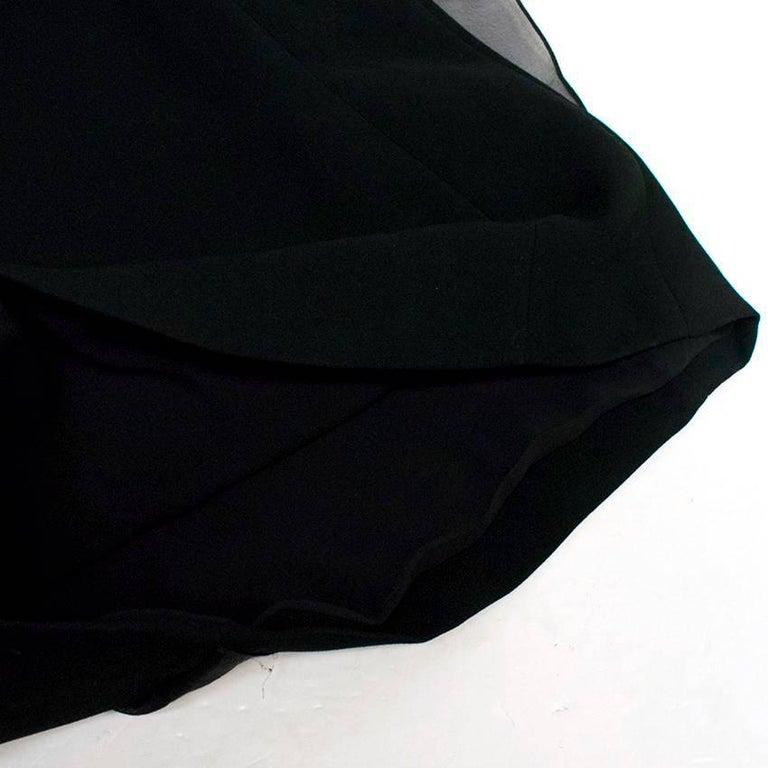 Vionnet Black Dress  For Sale 6