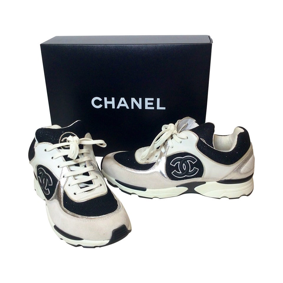 Chanel Cruise 2015 Sneakers Chanel 2015 Sneakers Sold Out