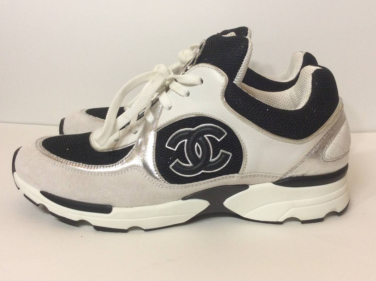 Chanel Sneakers Price 2015 Chanel 2015 Sneakers Sold