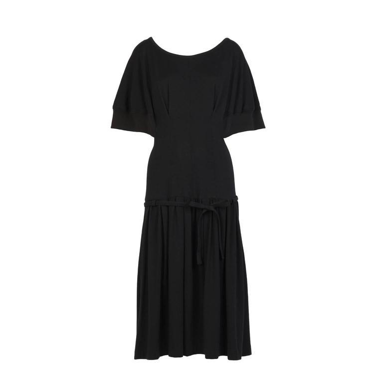 90s COMME des GARCONS Knit Dress