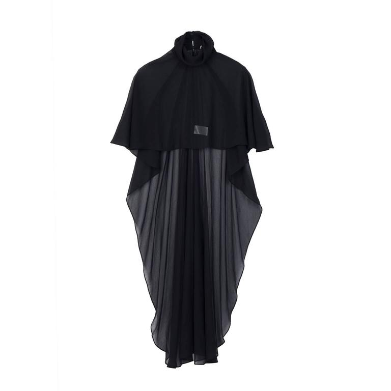 Nina Ricci Collared Cape