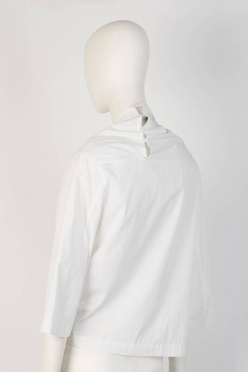 tricot COMME DES GARÇONS Bow Tie Top  In Excellent Condition For Sale In Xiamen, Fujian