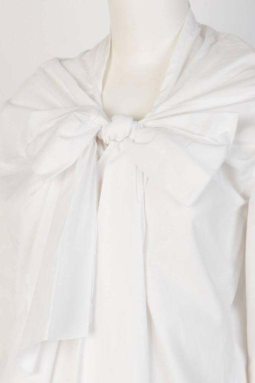 Women's tricot COMME DES GARÇONS Bow Tie Top  For Sale