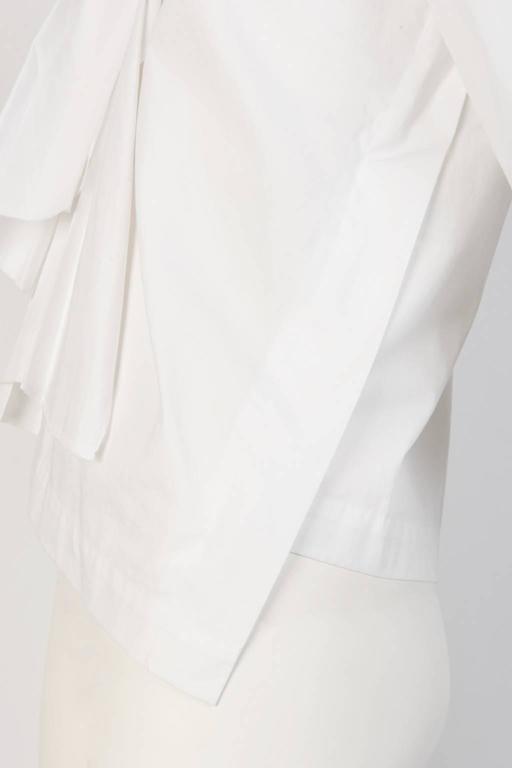 tricot COMME DES GARÇONS Bow Tie Top  For Sale 1