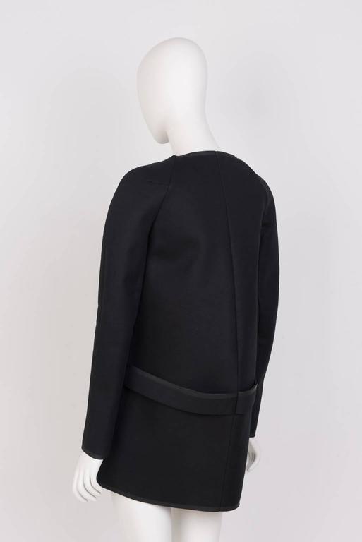NICOLAS GHESQUIERE For BALENCIAGA Coat In Excellent Condition For Sale In Xiamen, Fujian
