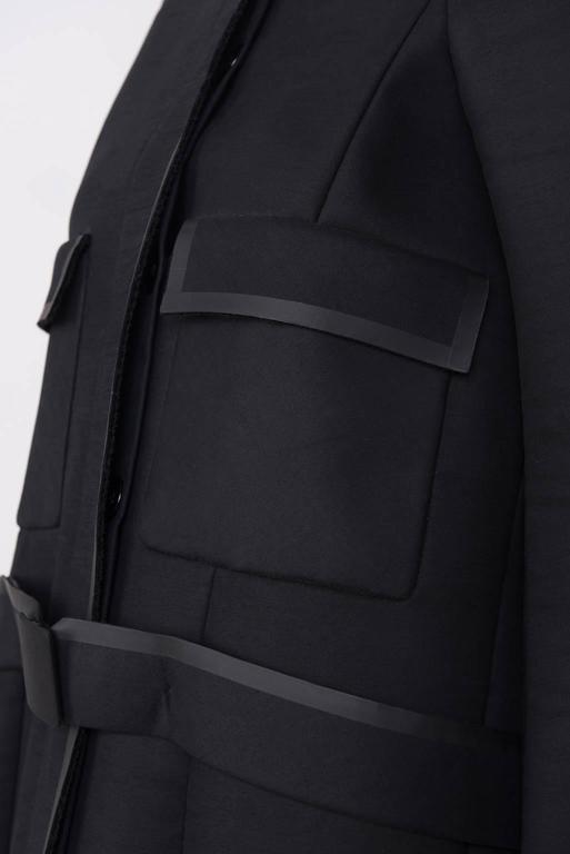 NICOLAS GHESQUIERE For BALENCIAGA Coat For Sale 1