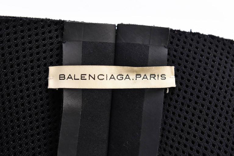 NICOLAS GHESQUIERE For BALENCIAGA Coat For Sale 4