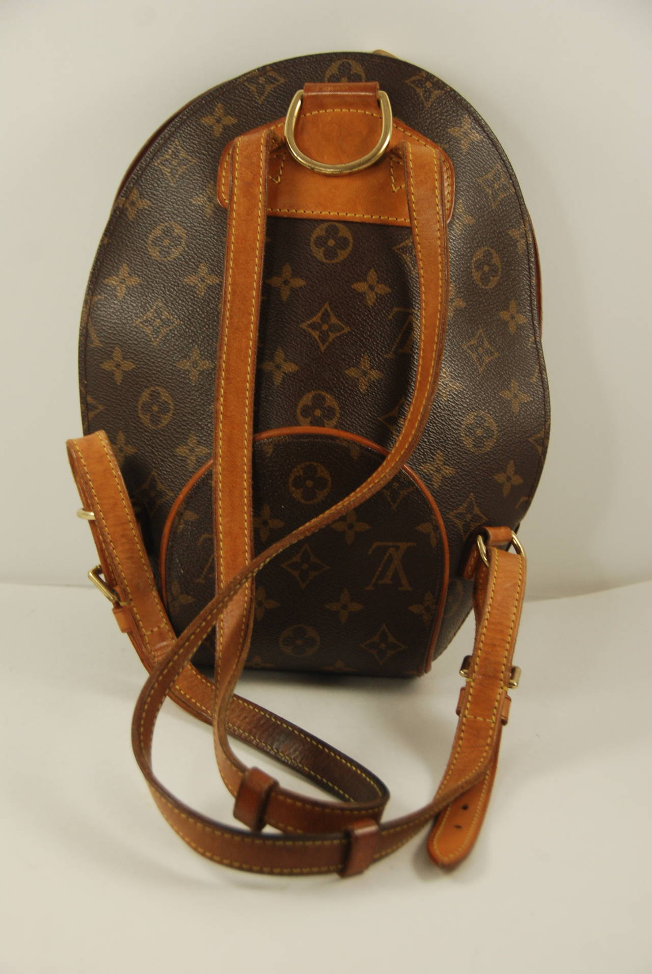 Louis Vuitton Ellipse Sac a Dos Monogram Canvas Backpack at 1stdibs