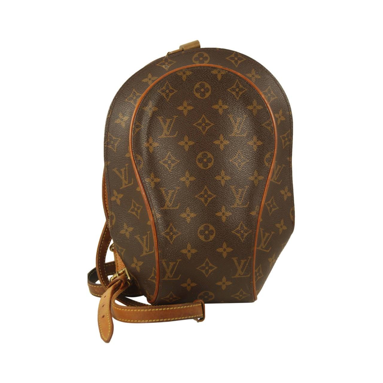 louis vuitton ellipse sac a dos monogram canvas backpack. Black Bedroom Furniture Sets. Home Design Ideas