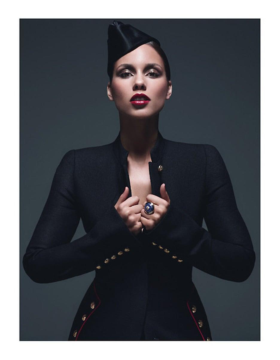 2011 Alexander McQueen Wool Jacket 10