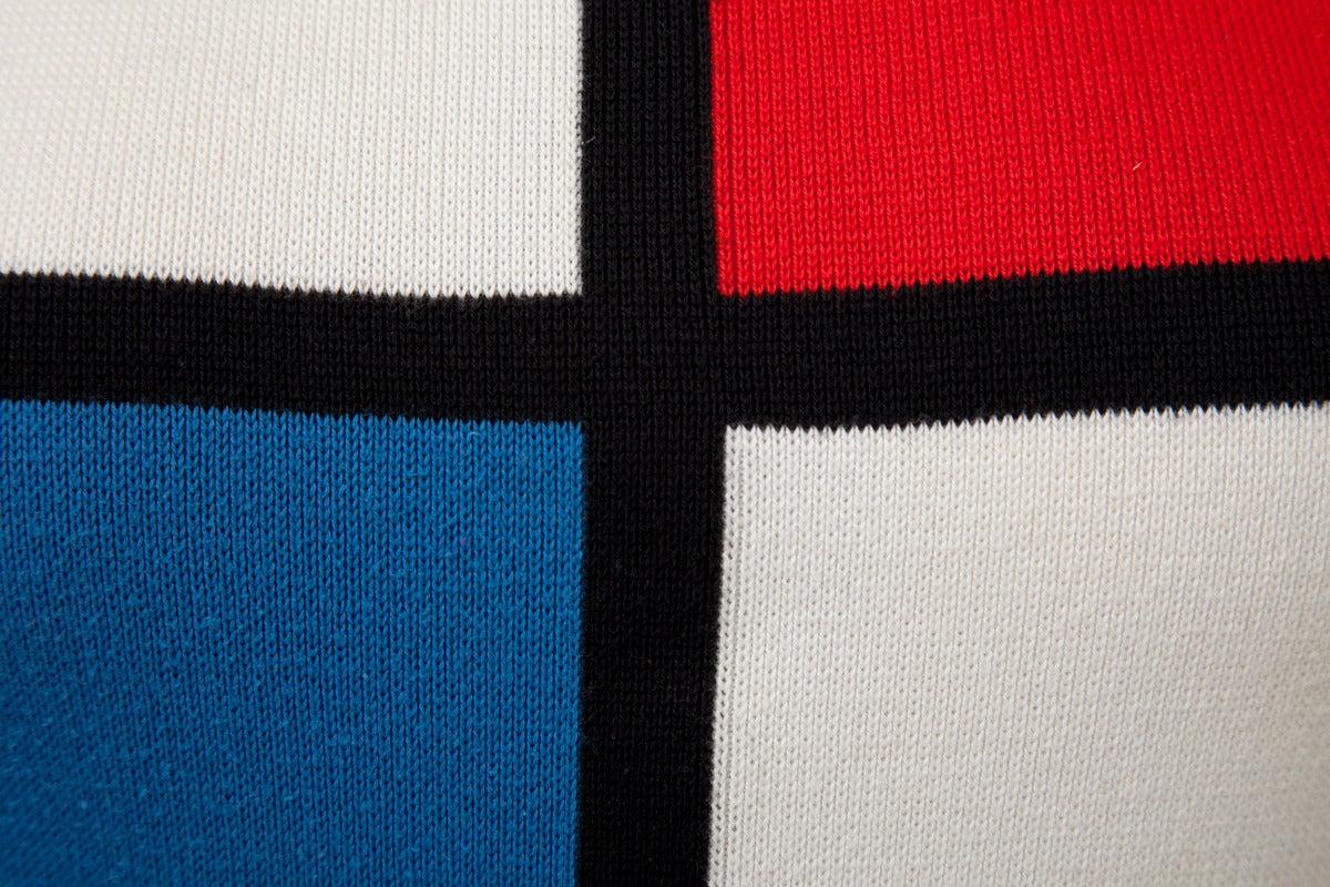 """Yves Saint Laurent """"Mondrian"""" Cotton Dress 5"""