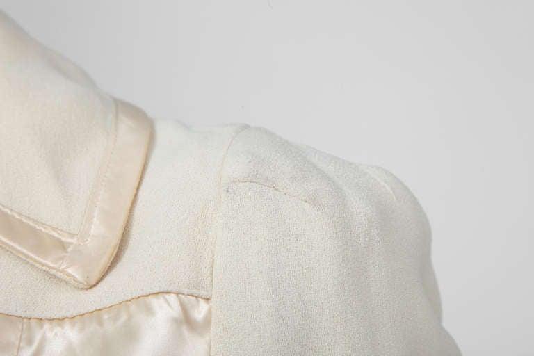 Ossie Clark Moss Crepe Shirt Top 6