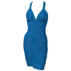 Hervé Leger Couture Bandage Dress