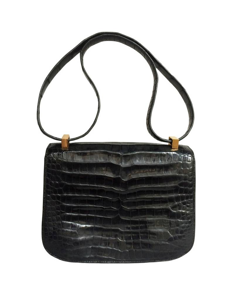 where are brighton purses made - hermes hermes constance shoulder bag black