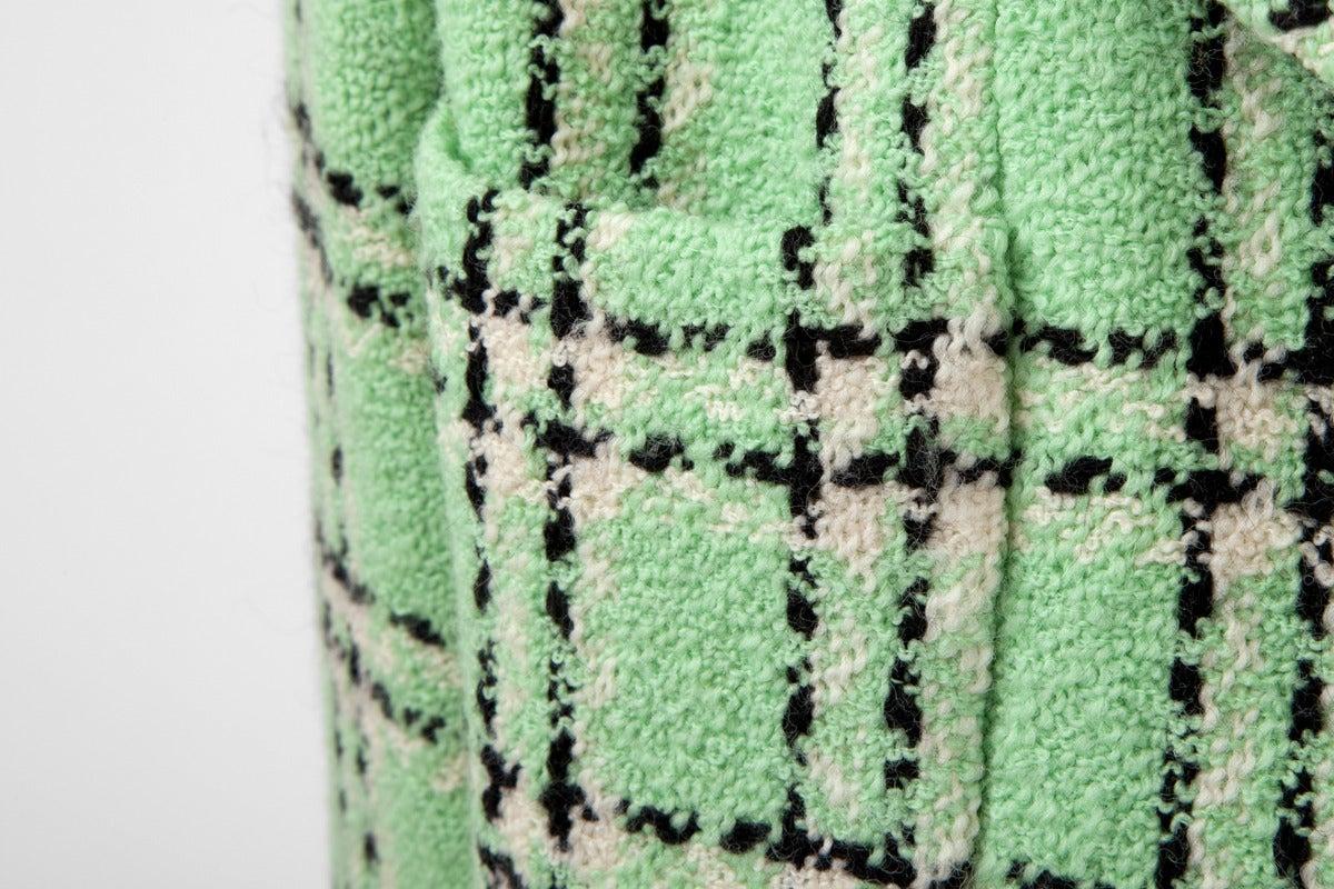 Chanel Tweed Long Jacket, Spring-Summer 1994 For Sale 2