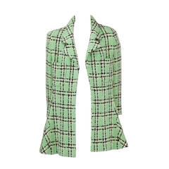 Chanel Tweed Long Jacket, Spring-Summer 1994