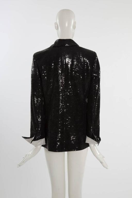 Chanel Paris - Miami Cruise Sequin Blazer For Sale 1